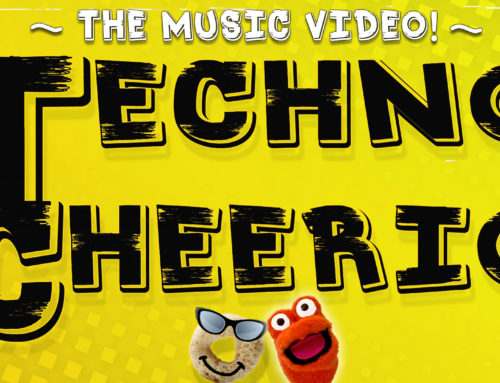 CamBomb – Techno Cheerio Official Music Video ( The Fact a Day Album )